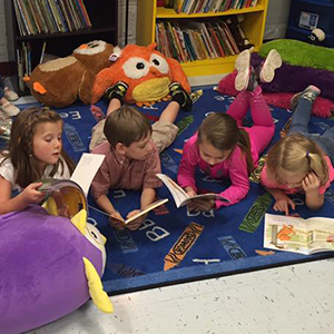Reading at Heritage